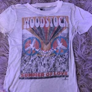 Woodstock Fitted T-Shirt